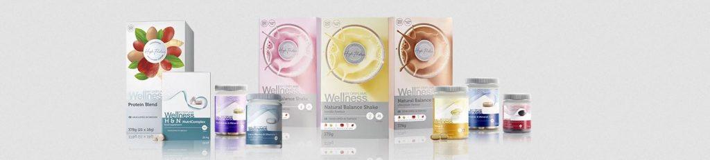 Wellness Nutracéuticos